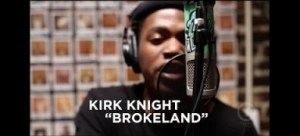 Video: Kirk Knight - Brokeland (In-Studio Performance)
